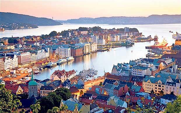 Norway - Office de tourisme bergen ...